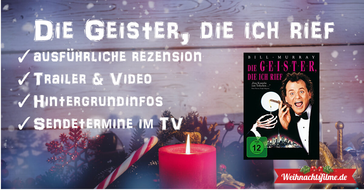 Die Geister Die Ich Rief Im Tv 2021