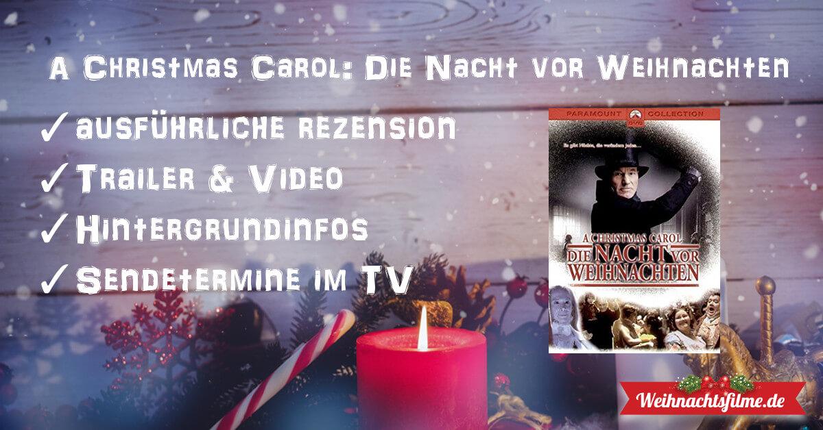 A Christmas Carol Die Nacht Vor Weihnachten Stream